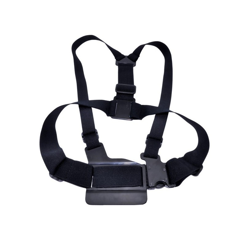 Adjustable Chest Mount Harness Camcorder Shoulder Strap for Git1/2