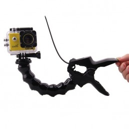 Brand new flexible extension with jaws mount