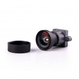 F2.8 3.87mm 16M 90° FOV replacement lens for Git2/Hero4