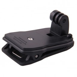 GP138A 360-degree Rotation Clip & Screw for GitUp Git1/Git2 Camera