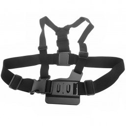GP59 Head Strap Belt Mount + Chest Belt Strap Harness Mount