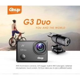 Slave Camera for GitUp G3 Duo